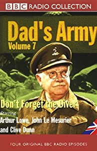 Dad's Army, Volume 7 Radio/TV Program