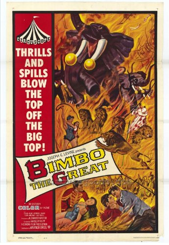 bimbo-the-great-poster-27-x-40-inches-69cm-x-102cm-1961