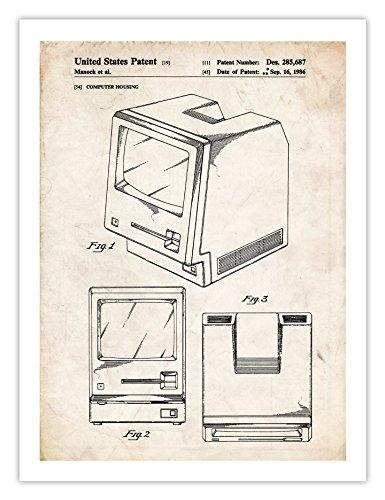 FIRST MAC COMPUTER POSTER 1986