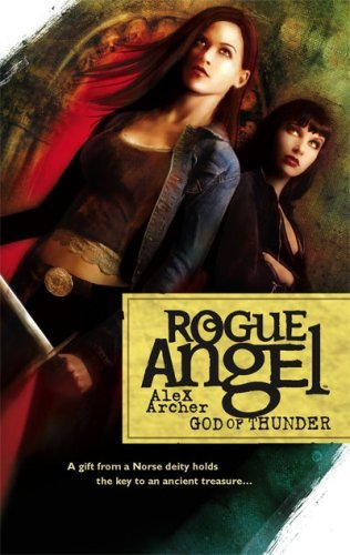 God of Thunder (Gold Eagle Rogue Angel)