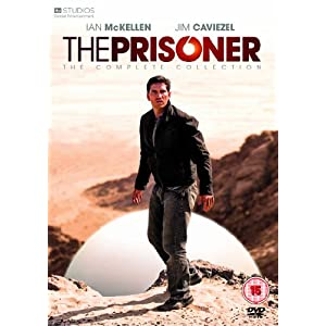 The Prisoner Complete Series Blu Ray 1967
