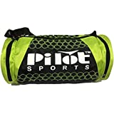PS Pilot Sports Kit Bag Gym Bag Duffle Bag For Fitness Green Color
