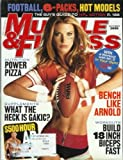 img - for Muscle & Fitness Magazine - October 2005: NFL, The Lingerie Bowl, Lee Haney, and More! book / textbook / text book