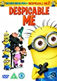 Despicable Me (Includes Sneak Peek of Despicable Me 2) [DVD] [2010]