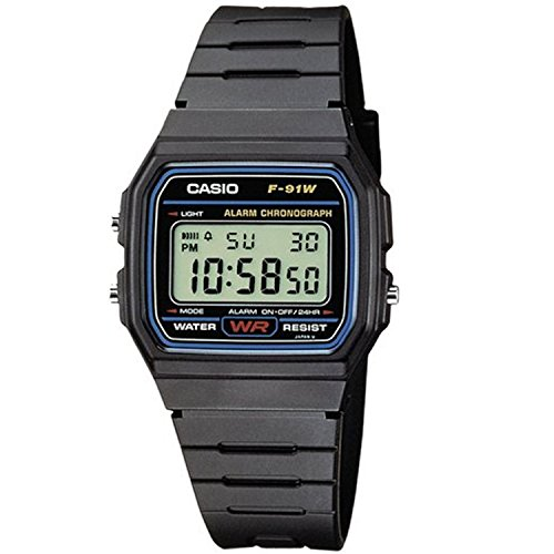 Shopping mit http://armbanduhren.kalimno.de - F-91W-1YEF