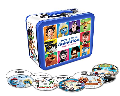 DVD : Sony Pictures Animation Collection (Oversize Item Split, Boxed Set, Dubbed, , Widescreen)