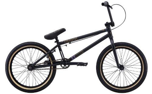 Eastern Bikes Cremator 2013 Edition BMX Bike (Matte Black/Black Rim, 20-Inch)