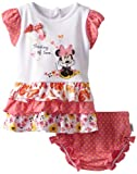Disney Baby-Girls Newborn Dress Set