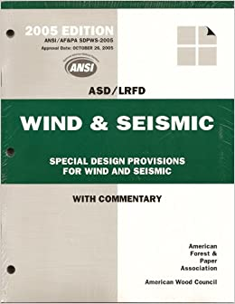 Nds 2005 Wood Design Package 2005 Nds Commentary And