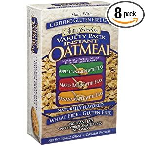  Buy Deals Discount Glutenfreeda's Instant Oatmeal