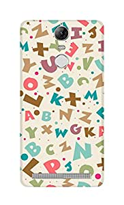 SWAG my CASE Printed Back Cover for Lenovo K5 Note