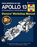 img - for Apollo 13 Owners' Workshop Manual: An engineering insight into how NASA saved the crew of the failed Moon mission book / textbook / text book