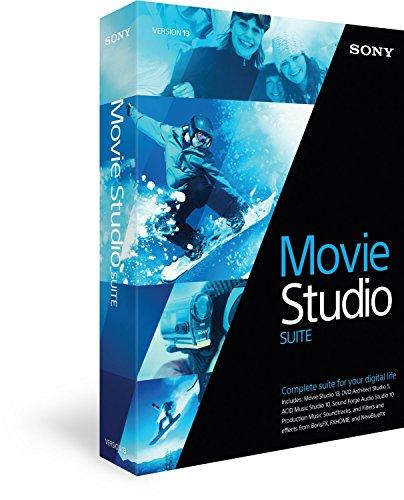Sony Movie Studio Suite 13