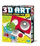 4M 3D Art Creative Spiral Fun Kit