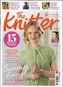 The Knitter (August 2013): Rosee Woodland: Amazon.com: Books