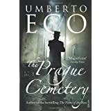 The Prague Cemeteryby Umberto Eco