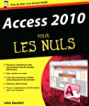 Access 2010 pour les nuls