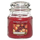 Yankee Candle Medium Jar Candle, Mandarin Cranberry