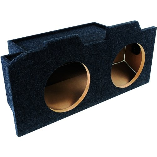 Atrend 12Cb B Box Series 12-Inch Dual Enclosure For Camaro/Trans Am 1994 And Up