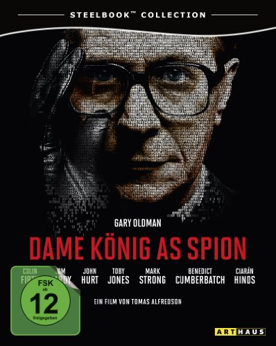 Dame, König, As, Spion - Steelbook [Blu-ray]