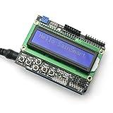 サインスマート(SainSmart)UNO 互換ボード+LCD キーパッド シールド for Arduino