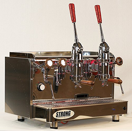 Strong Classic Lever 2 Group Espresso Machine ~ Manual ...