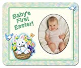 Baby's-1st-Easter - Basket Photo Magnet Frame Gift