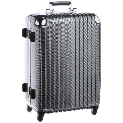 [グローバルマスターセレクト] Global Master SELECT ハードキャリーケースGMS-5259  65216 カーボンブラック (カーボンブラック)