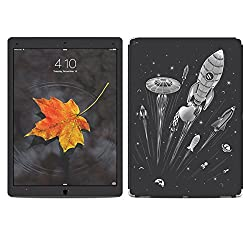 Theskinmantra Spaceships SKIN/STICKER/VINYL for Apple Ipad Pro Tablet 12.9 inch