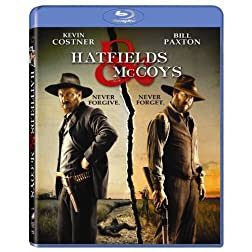 Hatfields &amp; McCoys [Blu-ray]