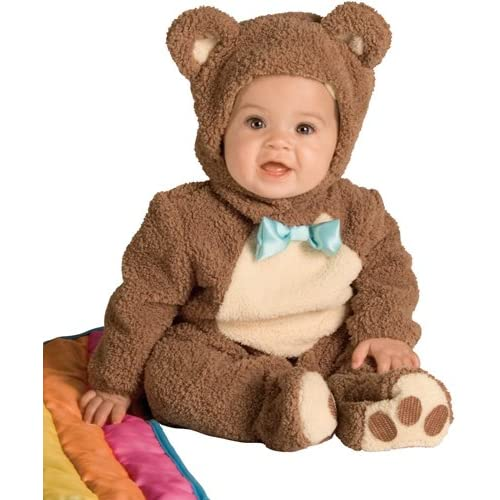 Rubies Costume Infant Noah Ark Collection Oatmeal Bear Jumpsuit Costume