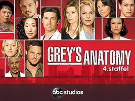 Grey's Anatomy - Staffel 4