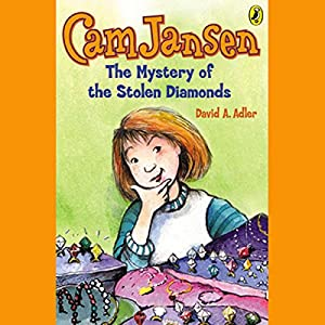 Mystery of the Stolen Diamonds Audiobook