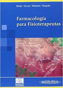 Farmacología para Fisioterapeutas: Amazon.es: Mariano