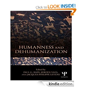 Logo for Humanness and Dehumanization