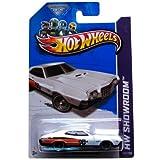 2013 Hot Wheels 242/250 HW Showroom HW Performance '72 Ford Gran Torino Sport white