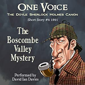 The Boscombe Valley Mystery Audiobook
