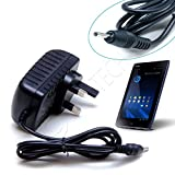 Volans 12V UK Wall charger for Acer Iconia A100 A200 A500 A501 W3 Tab Series