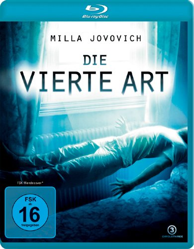 Die vierte Art [Blu-ray]