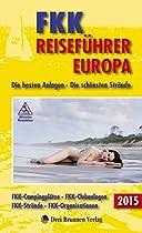 FKK Reisef�hrer Europa 2015 Titelbild