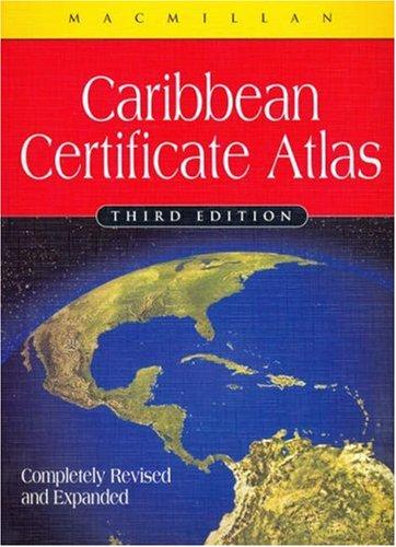 Macmillan Caribbean Certificate Atlas (Atlases)