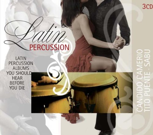 Latin Percussion Albums You Should Hear Before You by Candido Camerio, Tito Puente and Sabu