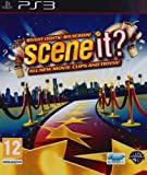 Scene It!  Bright Lights Big Screen - used (PS3)