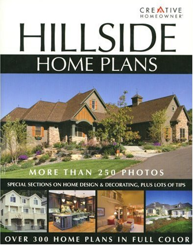 hillside homes plans