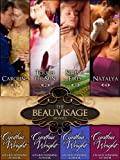 img - for The Beauvisage Novels: Caroline, Touch the Sun, Spring Fires, Natalya book / textbook / text book