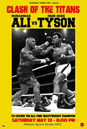 ali-vs-tyson-poster-muhammad-ali-and-mike-tyson-fight-rare-hot-new-24x36