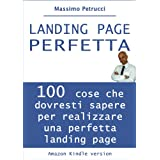 Landing Page Perfetta - 100 consigli utilidi Massimo Petrucci