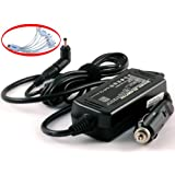 iTEKIRO Car Charger Auto Adapter for Asus Taichi 21, Taichi21, Taichi 21-DH51, Taichi21-DH51, Taichi 21-DH71, Taichi21-DH71, Taichi 21-UH51, Taichi21-UH51, Taichi 21-UH71 , Taichi21-UH71, Taichi 31, Taichi31 Ultrabooks + iTEKIRO 10-in-1 USB Charging Cable