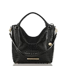 Norah Hobo Bag<br>Black Melbourne