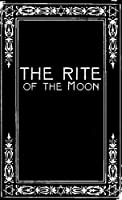 The Rite of the Moon (English Edition)